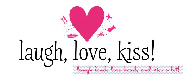 Laugh, love, kiss! in l'Alqueria del Pou